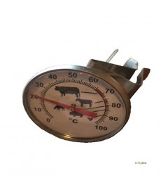 Gammeldags stegetermometer Køkkenaktikler Gril tilbehør