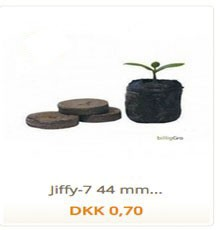 Jiffy 44 mm blokke